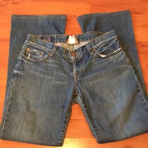 Lucky Brand By Gene Montesano Boot Jeans Sz 6 28